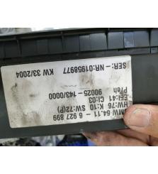 mando climatizador bmw x5 e53 64116927899